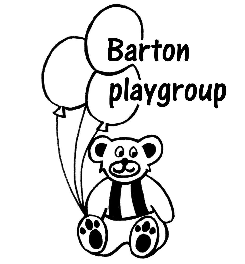 Welcome to Barton Playgroup